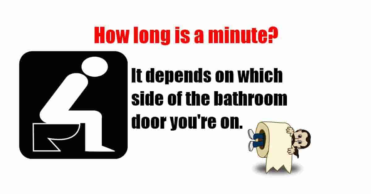 how long is a minute?