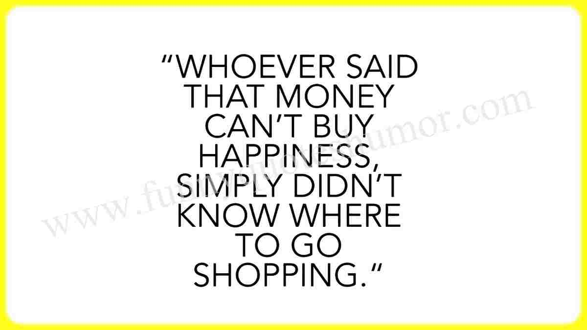 Money Can't But Happiness funny quote