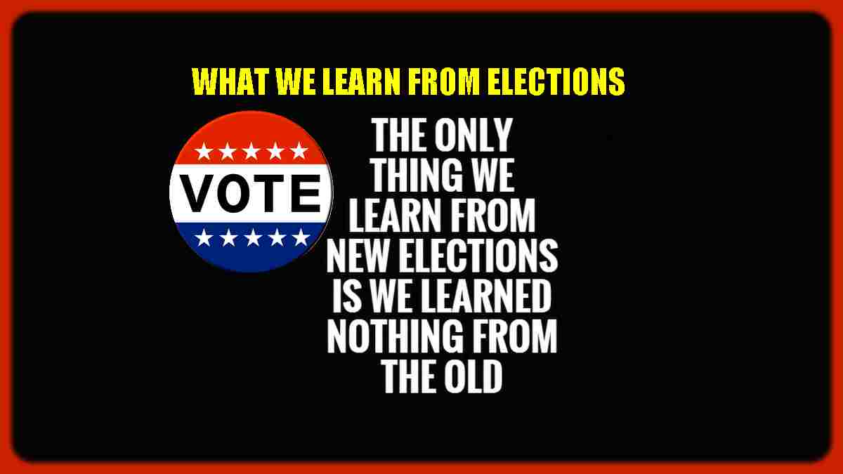 elections funny quote humor saying