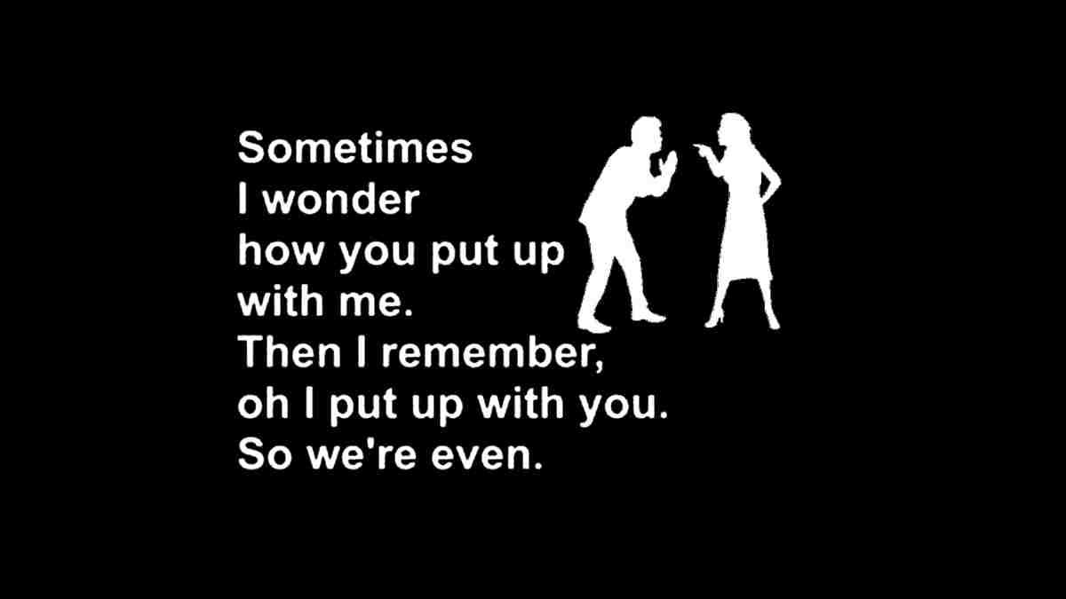 relationship funny quote